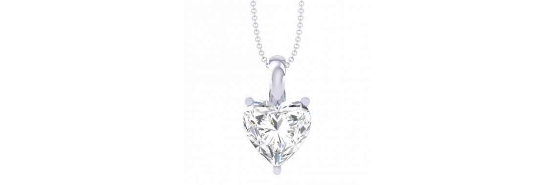 Clara 92.5 Sterling Silver  Chain Necklace for Women