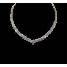 Diamond necklace Ref:PLS0709Q
