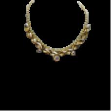 Diamond necklace Ref:QAKM00899