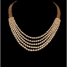 Diamond necklace Ref:GLDZ760049AB