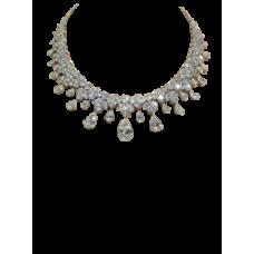 Diamond necklace Ref:NLM09123