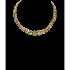 Diamond necklace Ref:RSA073209