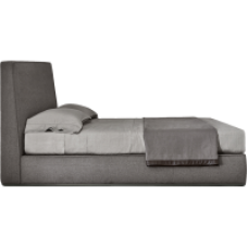 Bed Silver